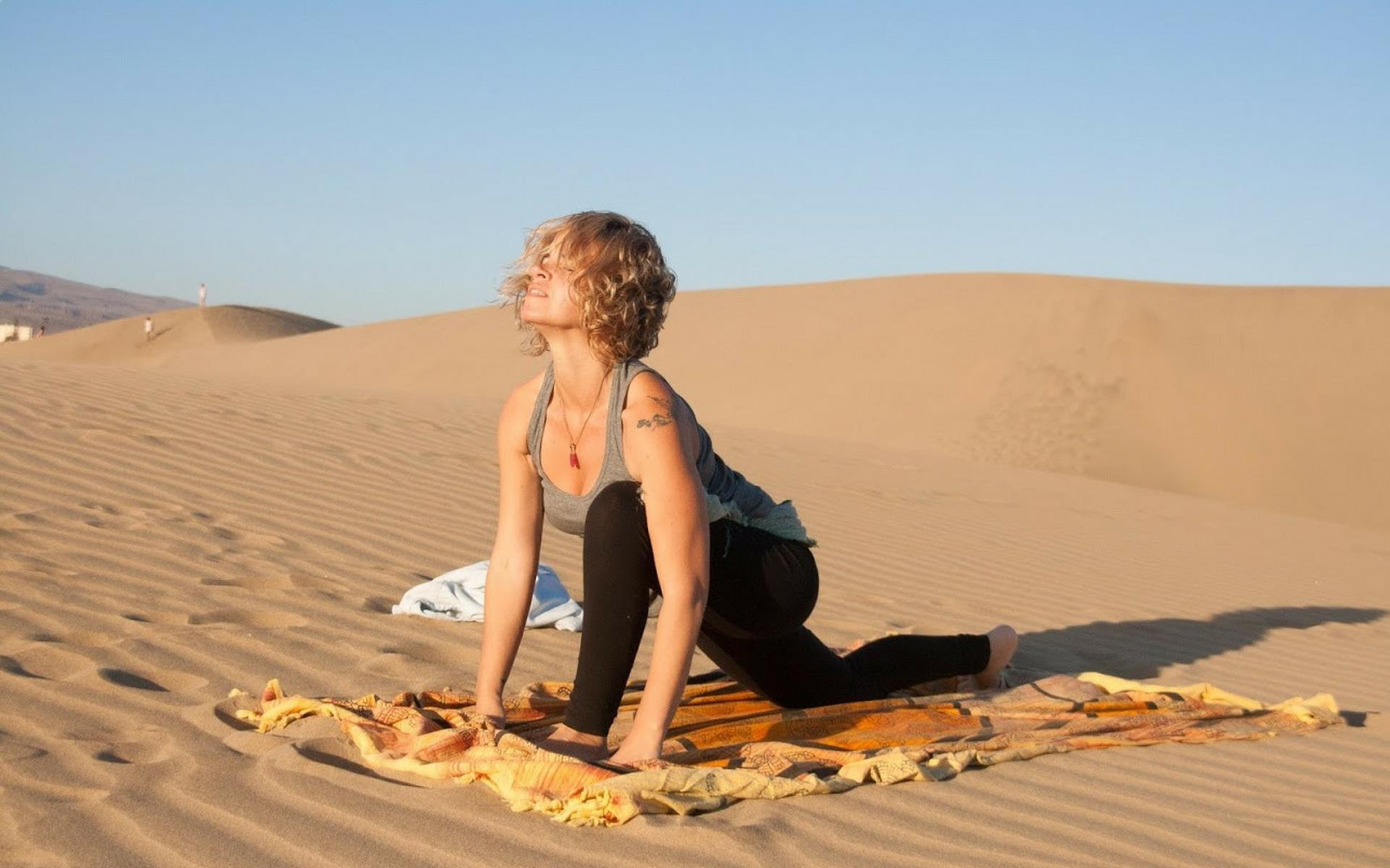 Yoga Gran Canaria